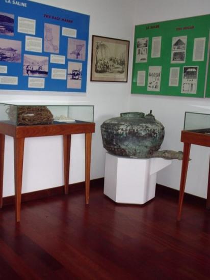 Vue interieure du Musee